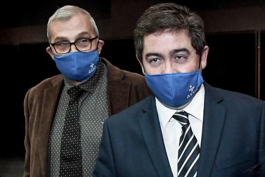 """imagen de El día después del caso Montagno: una """"traición a la confianza"""" y una investigación exprés que terminó con el cese de unos 40 cargos"""