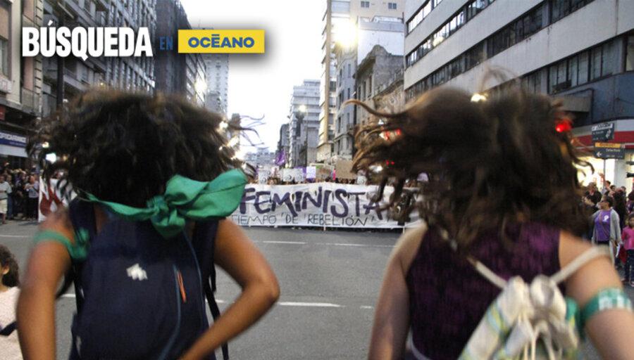 imagen de Feministas promueven marchas en las calles y las plazas para el 8M y advierten que no temen a la represión policial