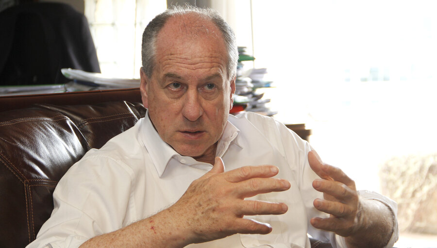 """imagen de Ernesto Murro, delegado del Frente Amplio, ve más """"discrepancias fundamentales"""" que """"acuerdos"""" en comisión de la seguridad social"""
