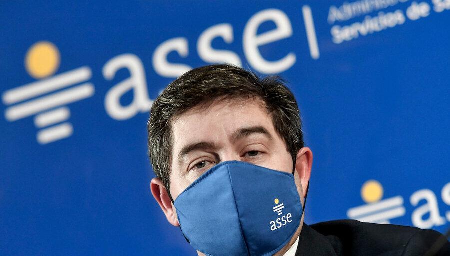 imagen de ASSE cesó a 30 funcionarios vinculados con el exvocal Enrique Montagno