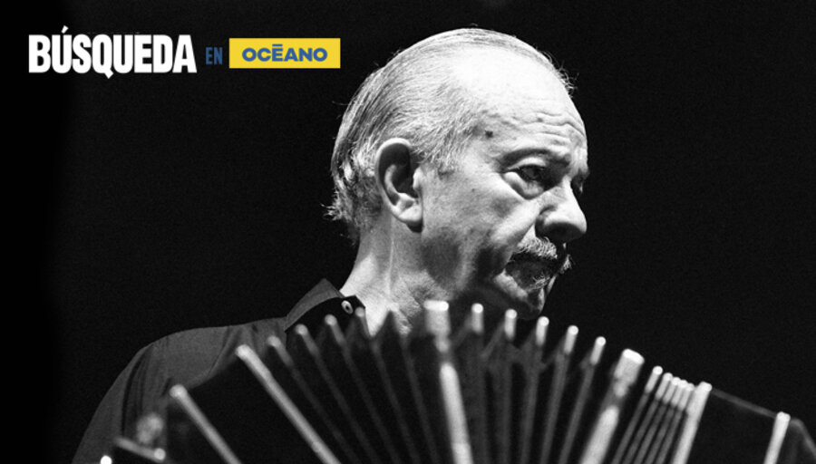 imagen de A 100 años del nacimiento de Astor Piazzolla, el pescador de tiburones que reinventó el tango