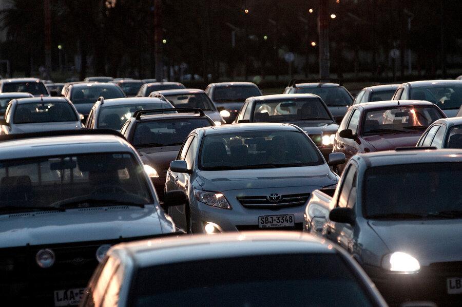 imagen de Pérdidas por congestión vehicular superan los US$ 300 millones