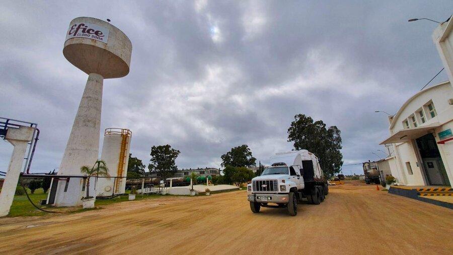 imagen de Gobierno pide a Efice una garantía millonaria de desmantelamiento de su planta de cloro, que este año debería dejar de usar mercurio