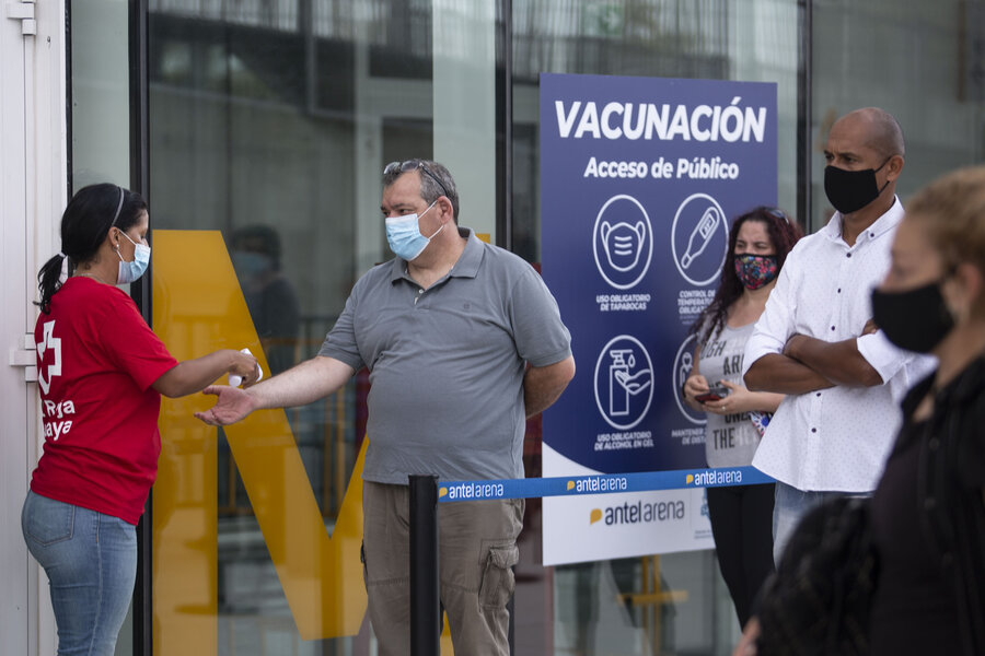 imagen de Mientras avanza la vacunación contra el Covid-19, surgen atajos para obtener dosis fuera de agenda o acortar la espera