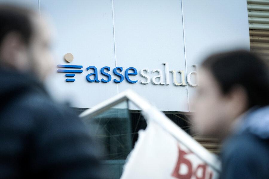 imagen de ASSE recontrató a funcionarios que habían sido cesados tras la renuncia de Montagno
