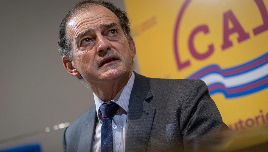 """Manini defendió la idea de que la Corte Electoral controle la """"imparcialidad"""" de la información política en los medios de comunicación audiovisuales"""
