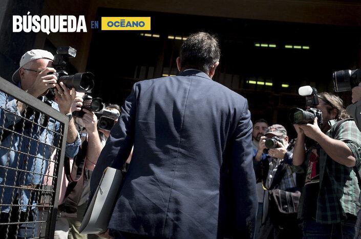 imagen de La Justicia condenó a Raúl Sendic por los delitos de abuso de funciones y peculado