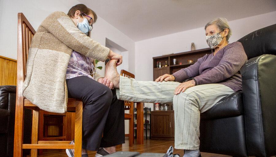 """imagen de Surgen iniciativas para la rehabilitación de pacientes con """"síndrome pos-Covid"""", que afecta a 10% de quienes padecieron la enfermedad"""