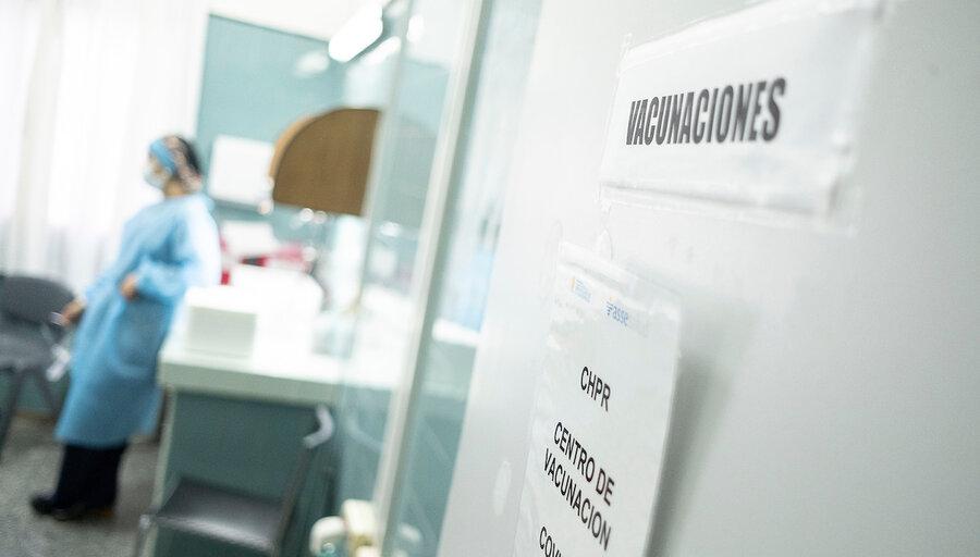 El gobierno apuesta a la vacunación y da nuevos pasos para normalizar la economía