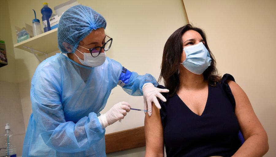 imagen de El MSP publicó los estudios de efectividad de las vacunas contra el Covid-19: 57% Sinovac y 75% Pfizer