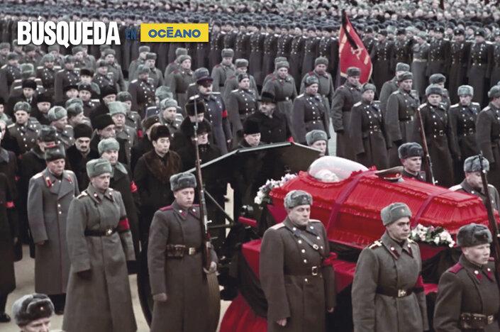 """imagen de El impactante """"State Funeral"""" y otros documentales de Sergei Loznitsa sobre la URSS están colgados en Mubi"""