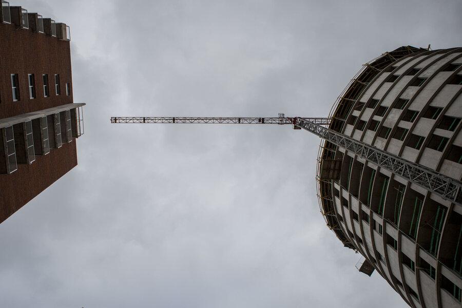 """imagen de Vivienda con ventajas fiscales y """"ola"""" de argentinos interesados mantiene """"activo"""" al sector inmobiliario y de la construcción"""