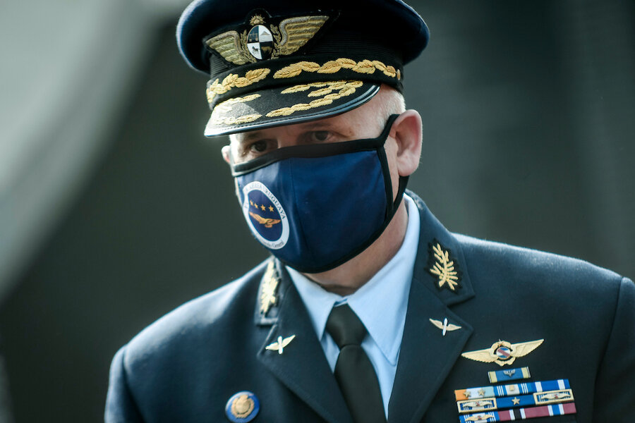 imagen de La Fuerza Aérea prepara proyecto de ley para crear una agencia espacial