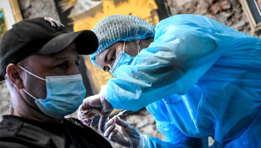 imagen de El gobierno analiza reservar más vacunas de Pfizer por si hay que dar una tercera dosis