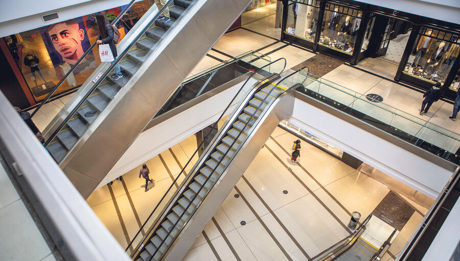 imagen de A un año de reabiertos los shoppings, las ventas en las tiendas, supermercados y gastronómicos siguen lejos de la prepandemia