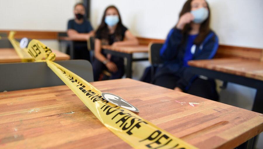 """imagen de ANEP busca """"poner orden y cabeza"""" en la seguridad de escuelas, liceos y UTU ante servicios caros, superpuestos e ineficientes"""