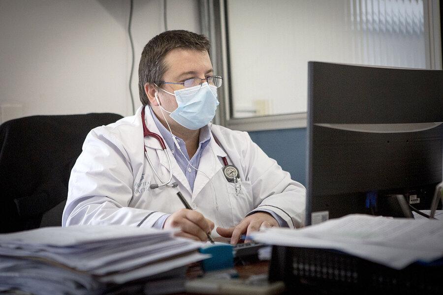 imagen de La pandemia aceleró la adopción de la telemedicina, una modalidad que llegó para quedarse