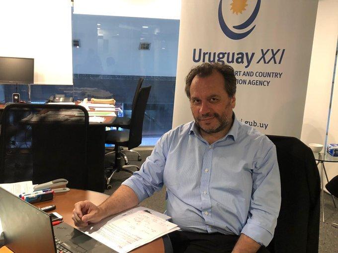 """imagen de Ciudadanos lamentó la salida de Jaime Miller de Uruguay XXI porque """"aún le quedaba mucho para aportar"""""""
