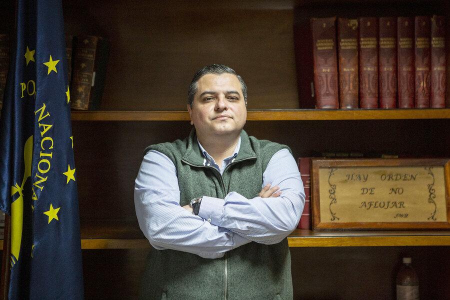 """imagen de """"Sería un error pensar que Larrañaga tiene un suplente; él nos dejó el larrañaguismo, ese legado hay que cultivarlo y defenderlo"""""""