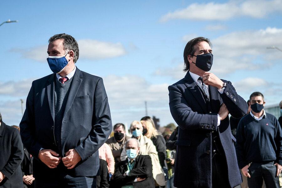imagen de La confrontación política se traslada a Canelones