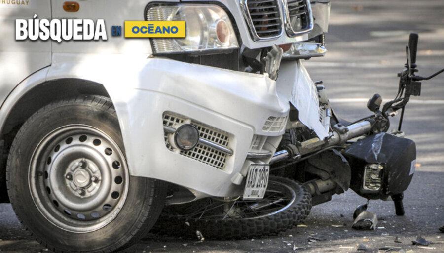 imagen de Las muertes por accidentes de tránsito en Montevideo se redujeron 41% en los últimos cinco años