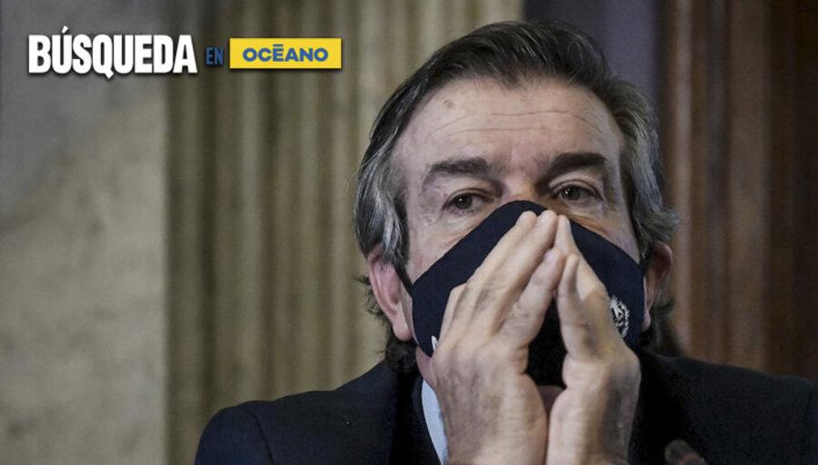 imagen de La decisión colorada sobre Uriarte le sacó un problema a Presidencia