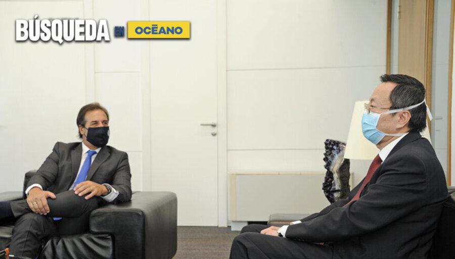 imagen de El gobierno apuesta a un TLC con China aun sin aval del Mercosur