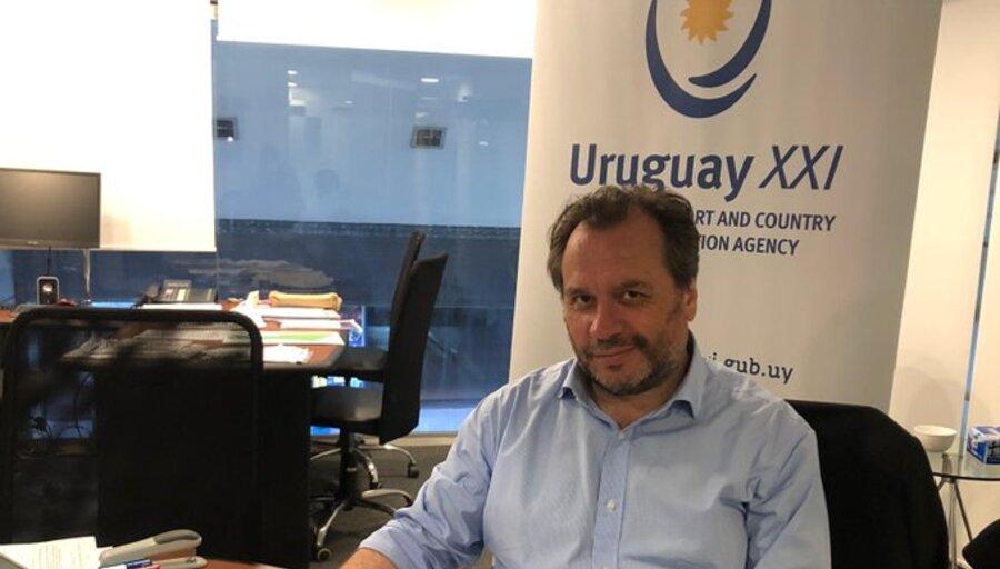"""Ciudadanos lamentó la salida de Jaime Miller de Uruguay XXI porque """"aún le quedaba mucho para aportar"""""""