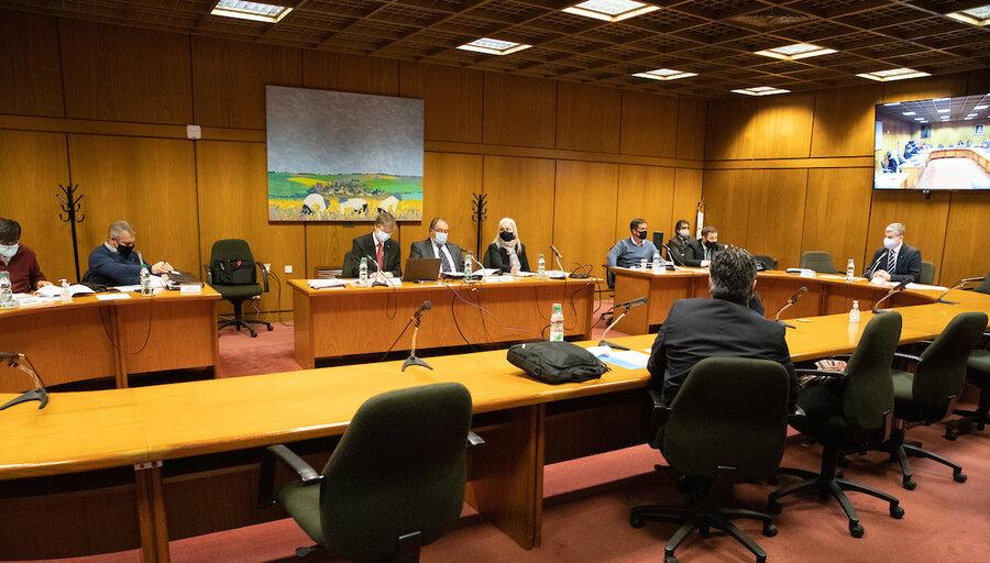 """Socios de Cabildo Abierto rechazan la propuesta de que la Corte Electoral controle la """"imparcialidad"""" de la información política en los medios de comunicación audiovisuales"""