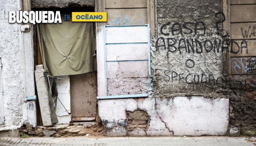 imagen de Interior comenzará a tapar el acceso a edificios abandonados para evitar que sean ocupados o se transformen en bocas de droga