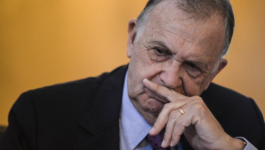 """imagen de Opertti ve jurídicamente """"insustentable"""" el planteo uruguayo ante el Mercosur"""