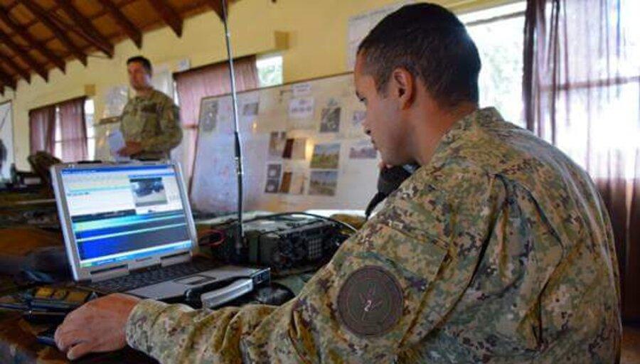 imagen de El Ejército creará una división especial para la ciberseguridad