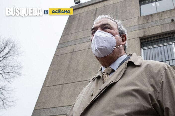 imagen de Cabildo Abierto pone en duda su apoyo a Luis Alberto Heber en la próxima interpelación por la concesión en el puerto de Montevideo