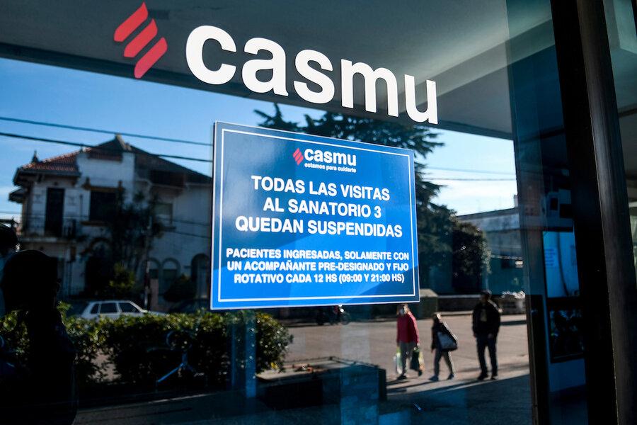 imagen de El gobierno aprobó un fideicomiso por US$ 23 millones al Casmu para digitalización clínica y cancelación de deudas