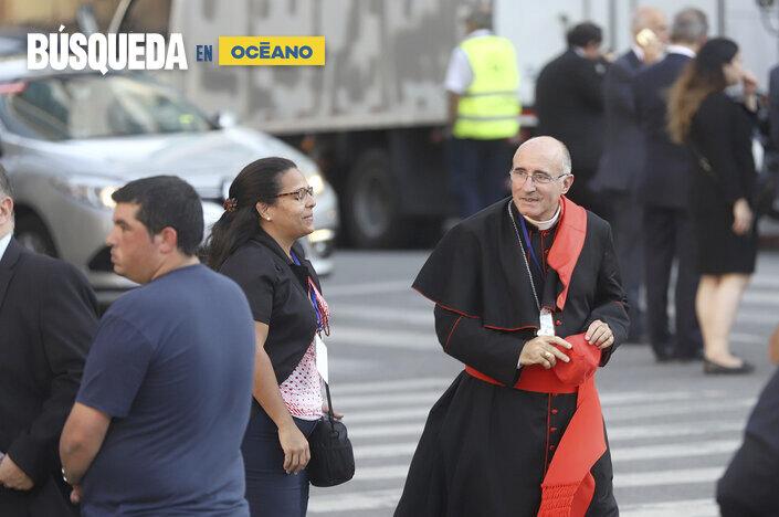 """imagen de Cardenal Sturla criticó el """"relativismo"""" moral creciente dentro de la Iglesia y advirtió sobre """"una nueva ola glacial secularizadora"""""""