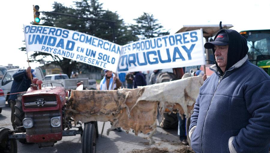 imagen de Un Solo Uruguay definió movilizaciones por incremento de precios en combustibles y pedirá reunión a Lacalle Pou