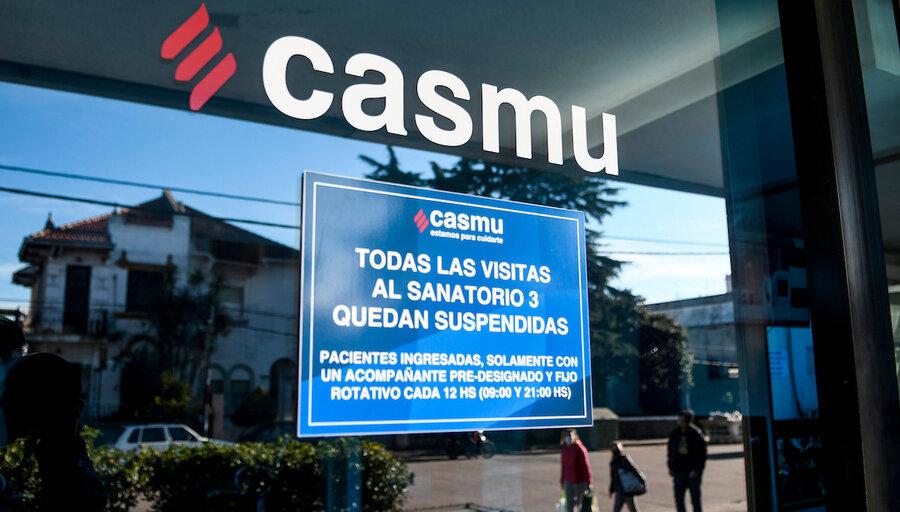 El gobierno aprobó un fideicomiso por US$ 23 millones al Casmu para digitalización clínica y cancelación de deudas
