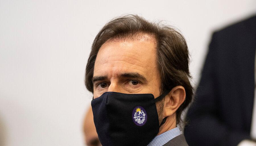 imagen de Cardoso renunció al Ministerio de Turismo