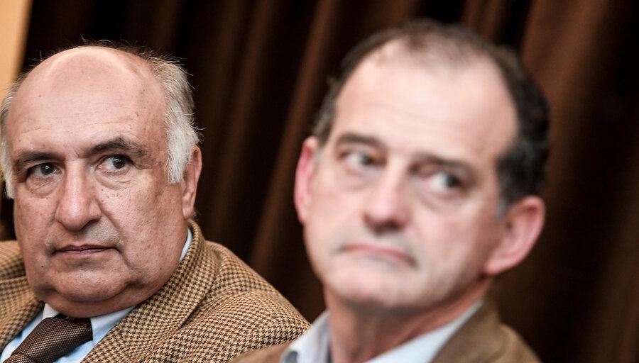 """Directora blanca del Inisa le """"faltó el respeto a Cabildo Abierto y a su líder"""" y por eso el Partido Nacional """"va a tener que tomar una medida"""", sostiene Domenech"""