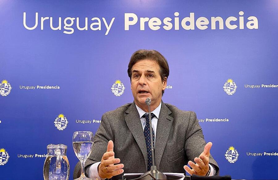 imagen de China acordó con Uruguay iniciar las negociaciones para alcanzar un TLC bilateral