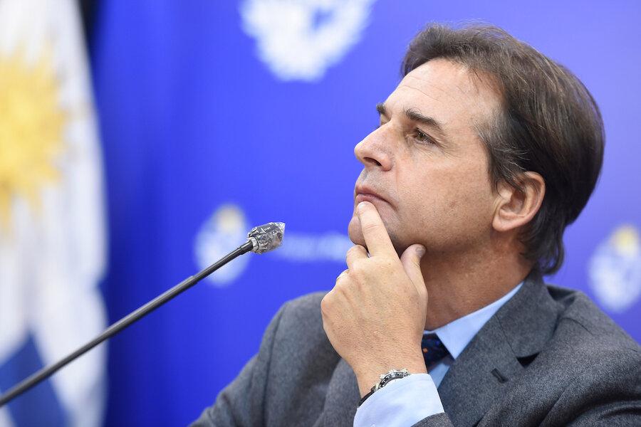 """imagen de El gobierno busca concretar un TLC con China, mientras ve que EE.UU. no tiene """"agenda concreta"""" en Latinoamérica"""