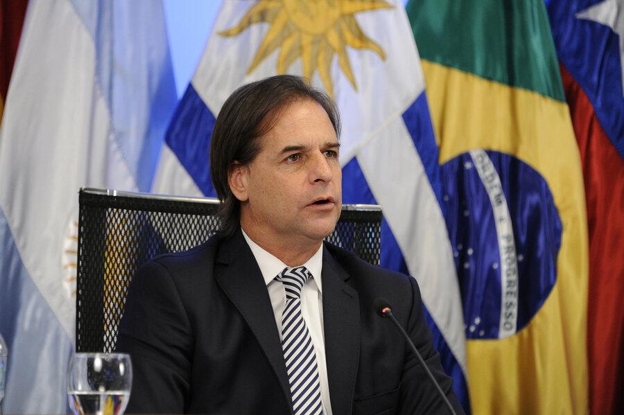 imagen de Anuncio de eventual TLC con China recoge apoyos internos y dudas en el Mercosur
