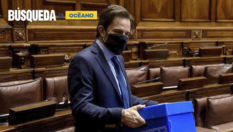 """imagen de Cardoso dice que empresa contratada """"no es de Estonia"""" y que está en Montevideo; la compañía lo niega"""
