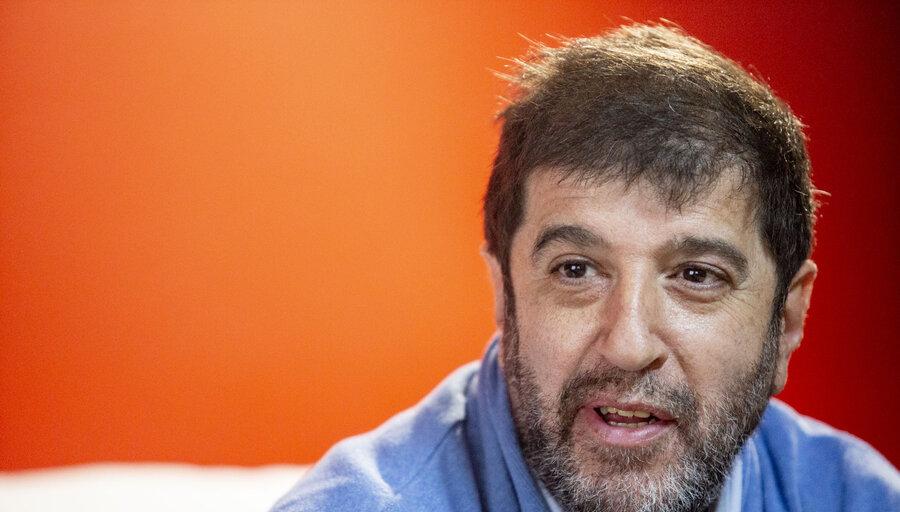"""imagen de Fernando Pereira busca ser un candidato """"bisagra"""" que concrete la renovación generacional, la paridad y """"un proyecto transformador"""""""