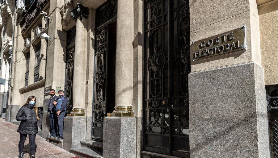 imagen de Suplencia del presidente de la Corte Electoral complica el acuerdo entre el oficialismo y la oposición