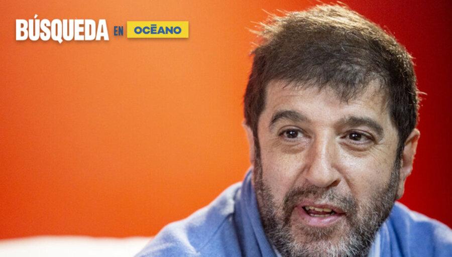 """imagen de Fernando Pereira busca ser un candidato """"bisagra"""" que concrete la renovación generacional"""