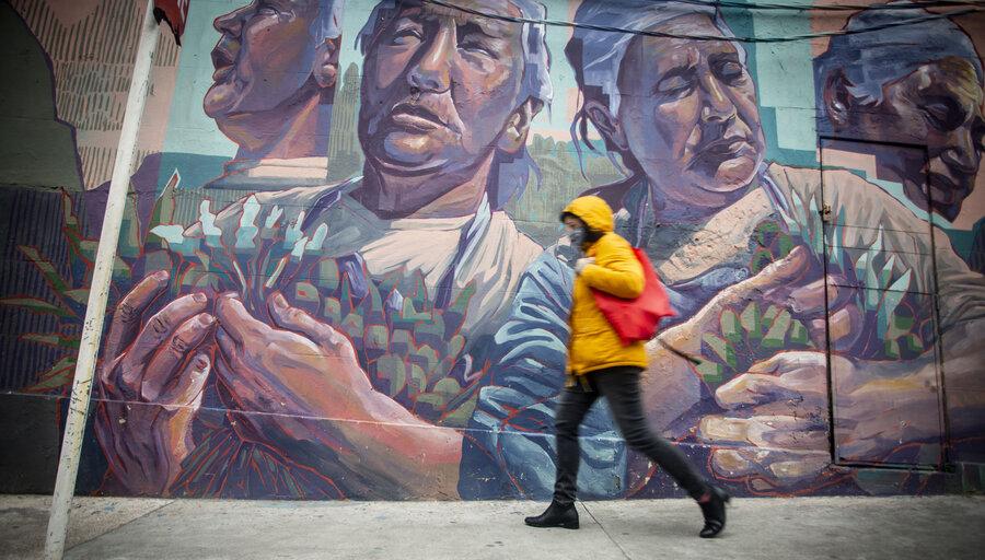 Ciudad, arquitectura y arte callejero