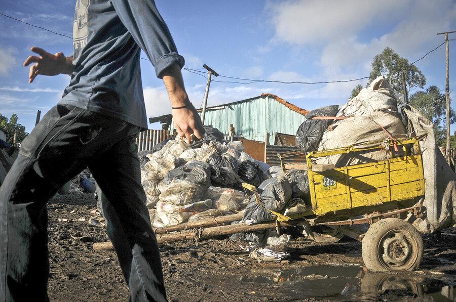 imagen de Ambiente lanza plan para reducir al mínimo los residuos, fomentar la clasificación y cerrar vertederos a cielo abierto