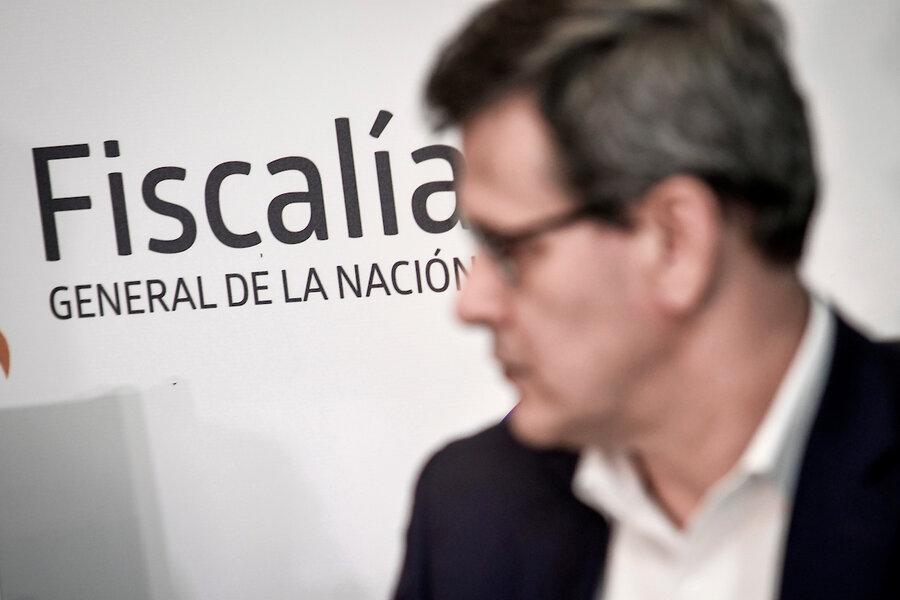 """imagen de Renuncia de Díaz dio """"oxígeno"""" a las negociaciones por su sucesor, aunque el gobierno quiere acordar un nombre en este período"""