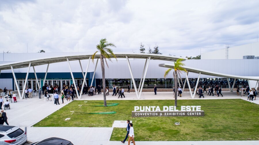 imagen de El BID confirmó a Uruguay como sede de su Asamblea Anual de 2022